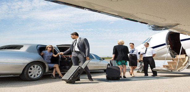 Personable Limo chauffeurs, Late-model SUV & Sedans